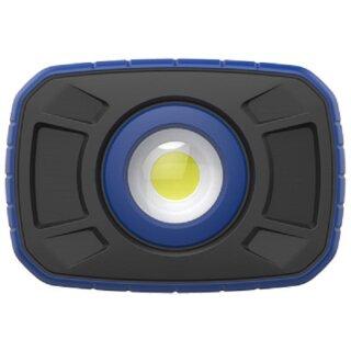 XCell Work 60+17 LED-Akku-Arbeitsleuchte mit Magnethalter und Haken