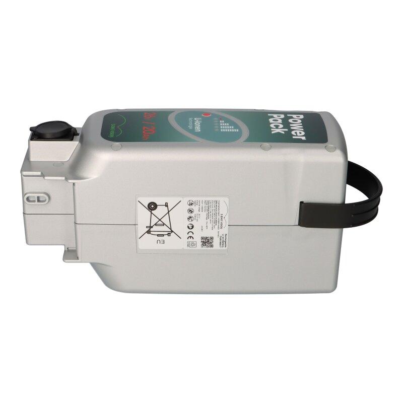 E-BIKE VISION Power Pack Charger Ladegerät für 26V Panasonic System 6 Ah