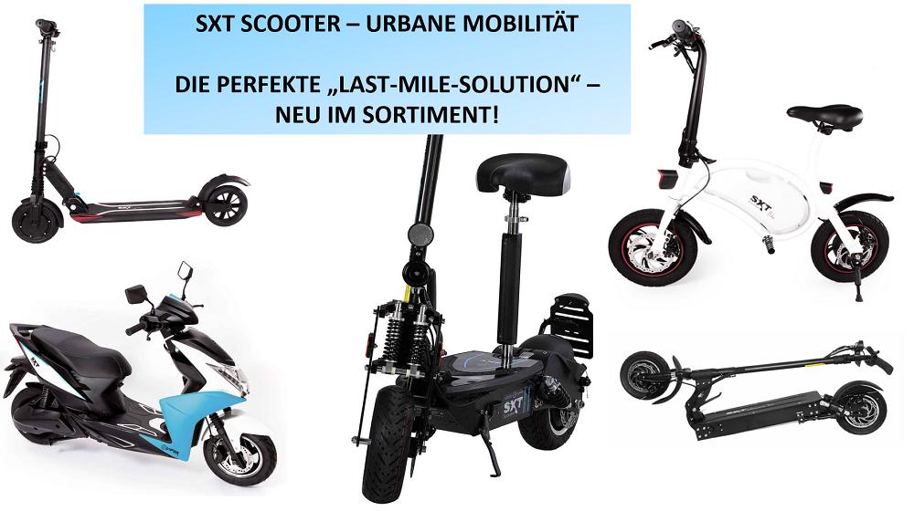 SXT Scooters