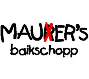 Mauer's Baikschopp