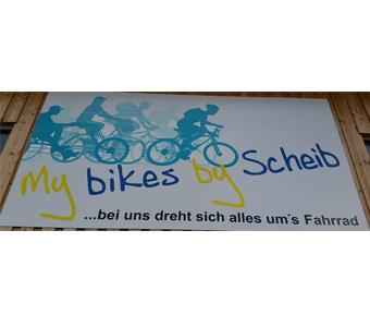 My bikes by Scheib