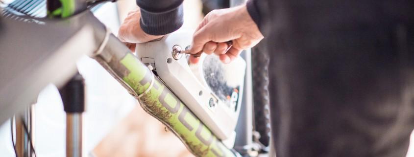 Zweitakku als E-Bike Zubehör