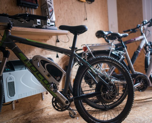 E-Bike Check Up