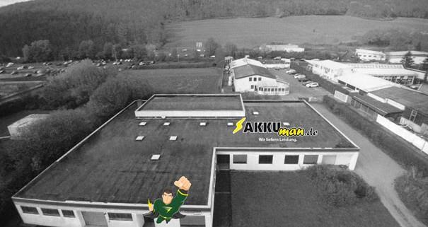 Neuer Standort - Akkuman.de